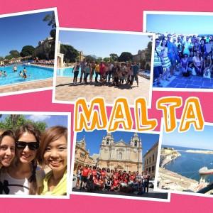 マルタ留学カバー写真